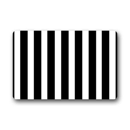 black and white striped doormat winhome black and white stripes doormat floor mats rugs