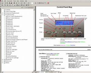Epson Stylus Pro 4000 Printer Field Repair Guide