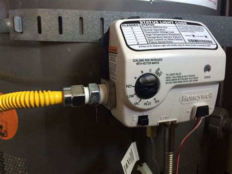 smell gas after lighting pilot leak newly installed water heater with faint gas smell