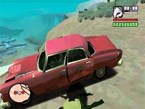 Mystery Ghost Car in GTA San Andreas WTF!!! - YouTube