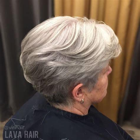 50 Gray Hair Styles Trending in 2020 Permed hairstyles