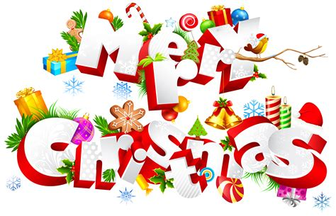 Merry Clip Merry Clipart Happy Holidays