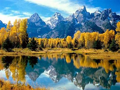 Teton Grand Wallpapers National Park Backgrounds Wyoming