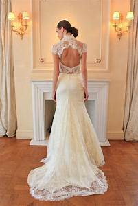 best of backless wedding gowns 25 dresses to adore onewed With wedding dress lace top