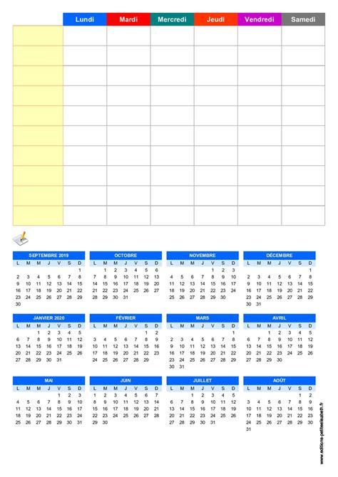 Plannings de menu à la semaine à imprimer gratuitement. Planning de semaine et agenda à imprimer gratuitement ...