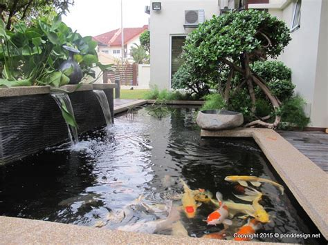 fish ponds designs fish pond design malaysia fish pond contractor malaysia fountain design trading