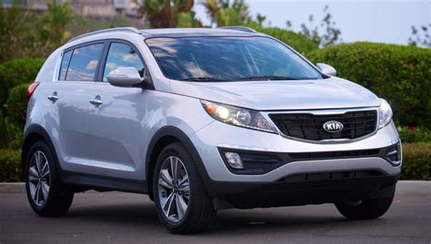 Kia Sportage 2018 Redesign  Release Date Cars