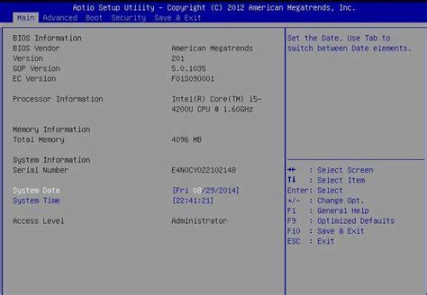 Asus Modified Bios Repository by Bios G 252 Ncelleme Easy Flash Yardımı Ile Notebook Bios