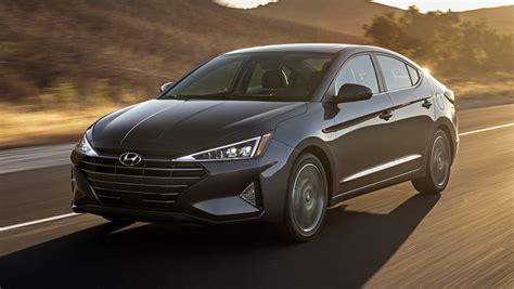 2019 Hyundai Elantra by Hyundai Elantra 2019 Revealed Car News Carsguide