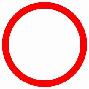 Red Circle Transparent Png | www.pixshark.com - Images ...