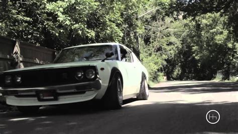 jdm legends  nissan skyline kenmeri rhd youtube