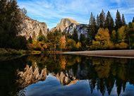 Yosemite National Park Fall Colors