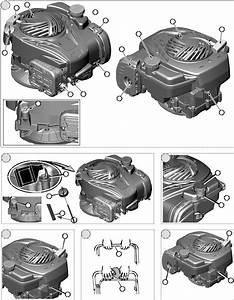 Briggs  U0026 Stratton 550ex  500e  575ex  550e User Manual