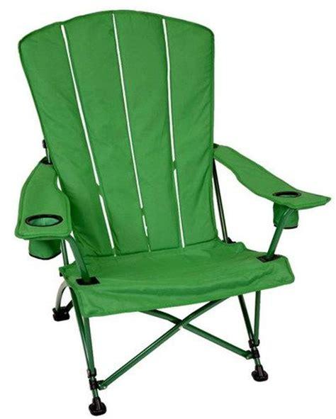 new big folding wide green adirondack chair c