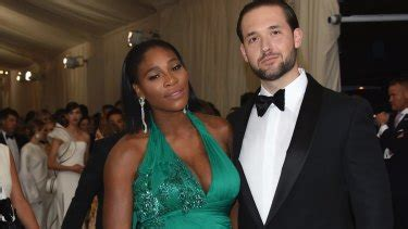 Serena Williams and Her Husband