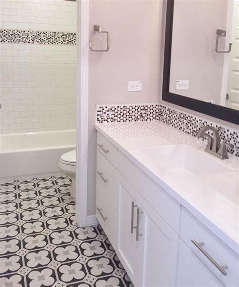 bathroom vanity mirror and light ideas 35 black white bathroom decor that never go out