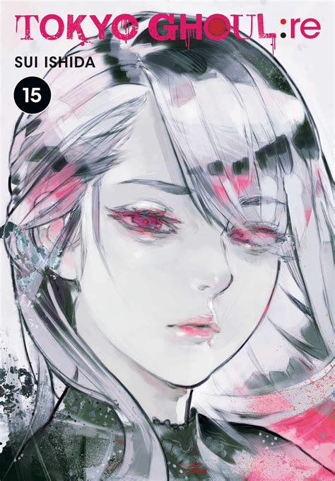 Tokyo Ghoul Re Volume 15 Review Anime Uk News