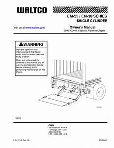 4400 Lb Lift Gate Wiring Diagram