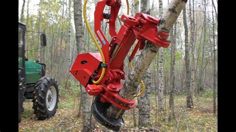 naarva  stroke harvester firewood processor  sykeharvesteri youtube