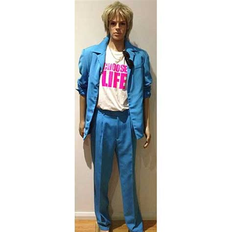wham outfits blue suit eighties wham for hire costume world