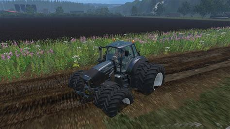 deutz fahr  warrior  fs farming simulator