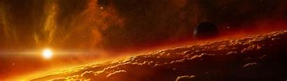 Widescreen Ultra Wide Wallpapers Space 4k Planets