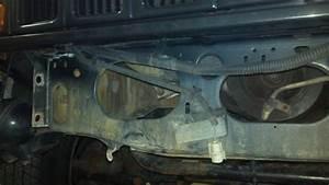 98 Cherokee Airbag Light On- Plug