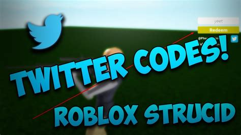 twitter code roblox strucid possibly expired