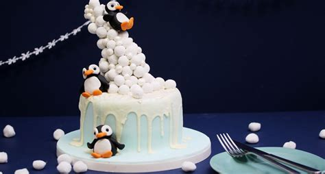 two way how to a snowball gravity cake hobbycraft