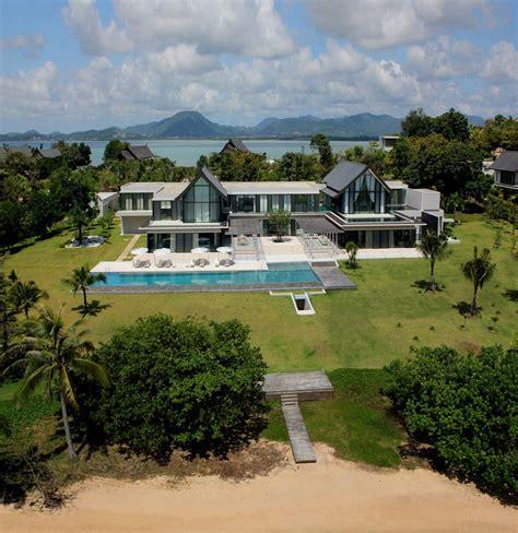 Luxury Beach Homes Luxury Beach House, Cape Yamu, Phuket