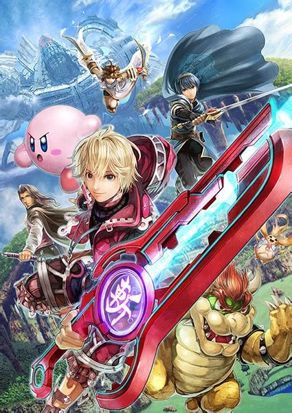 super smash bros  nintendo ds  wii  shulk