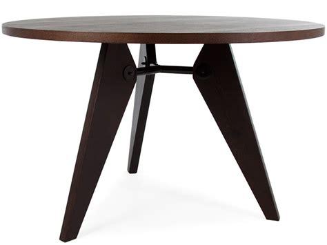 table ronde et chaises table prouvé ronde et 4 chaises