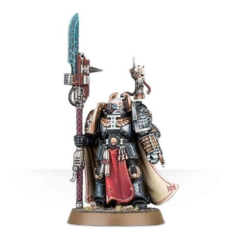 Black Is The New Black Deathwatch Codex Review Spikey Bits