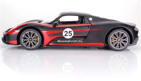 Rastar 1/14 Porsche 918 Spyder Electric Series Rc Racing