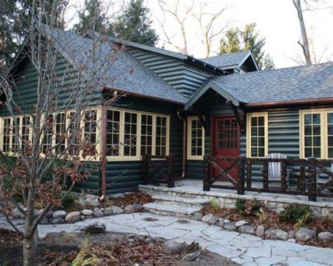 cabin color scheme houzz