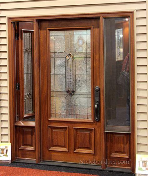 front door with sidelights exterior door gallery wooden door pictures