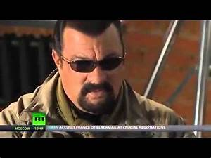 Steven Seagal Mass Shootings in the US are Engineered ...