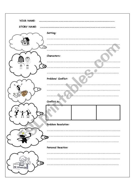 story analysis worksheet google search  images