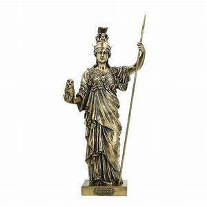 Miniature of Greek Goddes Athena