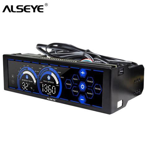 Best Computer Fan Controller by Alseye A 100l B Cpu Cooler Fan Controller 6 Channel