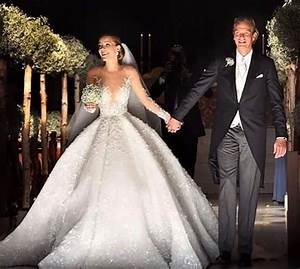 every woman recognizes the name swarovski famous for its With victoria swarovski wedding dress