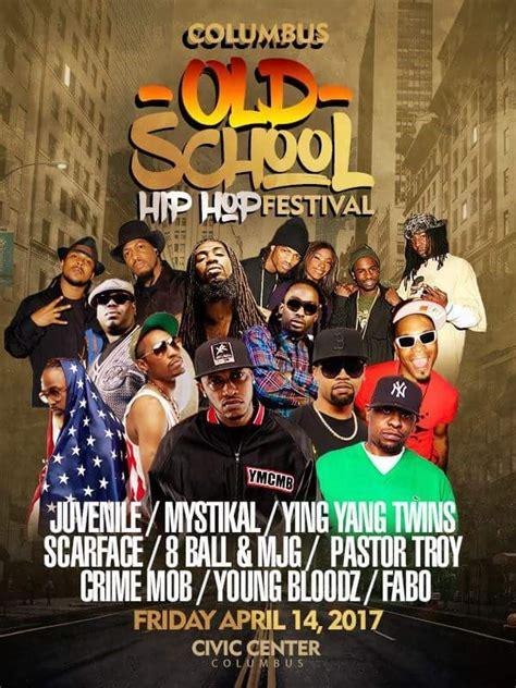 Columbus Old School Hip Hop Festival - 9 Entertainment