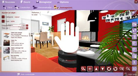 logiciel gratuit decoration interieur 1 application 3d d233coration dint233rieur studio