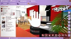 application 3d decoration d39interieur studio multimedia With logiciel deco interieur 3d