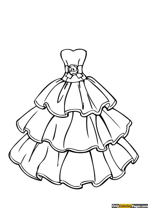 coloring cloth clothes coloring pages for adults free printable