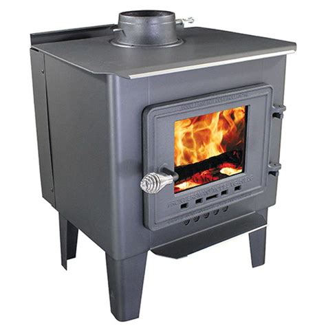wood stove fans and blowers vogelzang frontiersman wood burning stove with viewing