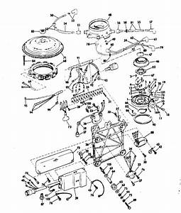 Johnson Ignition System Parts For 1972 125hp 125esl72r