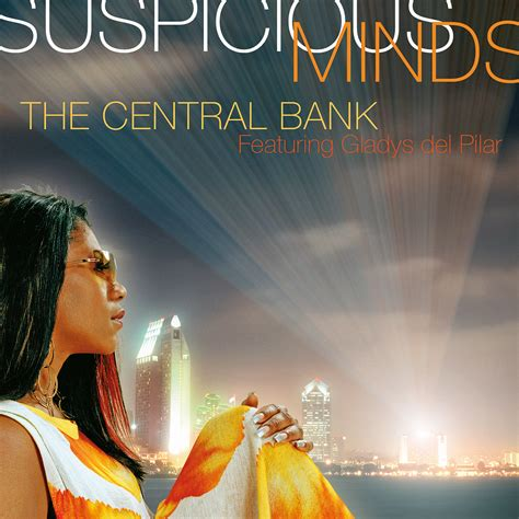 The Central Bank  Suspicious Minds Single Mp3