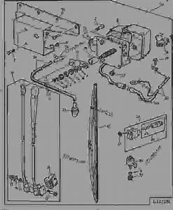 2955 John Deere Fuse Panel
