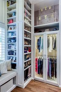 32 cool and smart ideas to organize your closet digsdigs With smart tips for a closet storage ideas